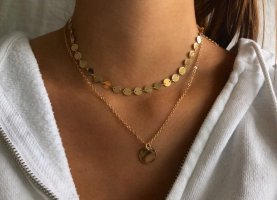 True Vintage Gold Chain gold-colored