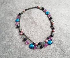 Orsay Collier de perles multicolore