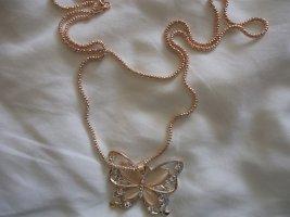 Kette Schmetterling Modeschmuck