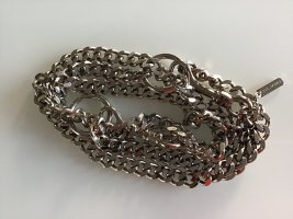 Dolce & Gabbana Chain Belt silver-colored stainless steel