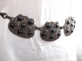 Chain Belt silver-colored-black