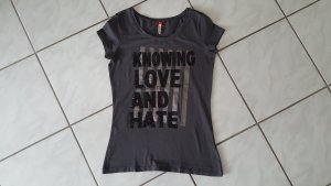"Key Largo T-Shirt "" grau "" Gr. L "" neuwertig !!!"