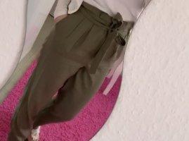 Pimkie Pantalón de color caqui caqui