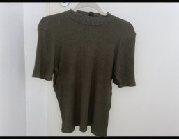New Yorker Turtleneck Shirt khaki