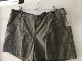 H&M Skorts green grey