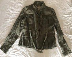 American Eagle Outfitters Overgangsjack khaki