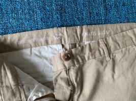 Gap Pantalon kaki beige clair