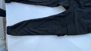 Pull & Bear Cargo Pants black