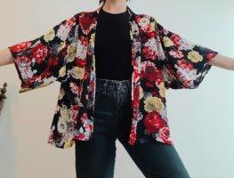 keine Kimono multicolor