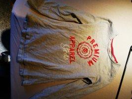 2Y PREMIUM Pantalón corto de talle alto blanco-rojo frambuesa