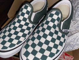 Vans Zapatos de patinador verde bosque