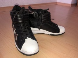 -8- Venice Sneakers met hak veelkleurig