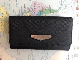 Kipling Portemonnee zwart-taupe