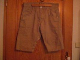 Boyfriend jeans beige Katoen
