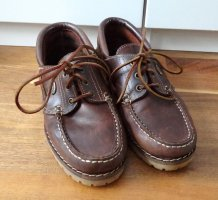Klassische Leder Schnürschuhe von Dockers - Gr. 40