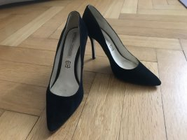 Buffalo London High Heels black leather