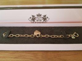 Juicy Couture Bransoletka złoto