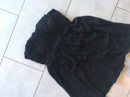 Elise Ryan Bandeau Dress black