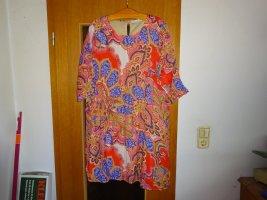 Kleid, bunt, Größe 50, Studio, 100% Baumwolle