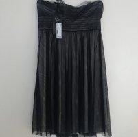 Kleid Cocktailkleid von ESPRIT Collection Größe 36 NEU mit Etikett S schwarz