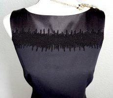 Kleid, Damen, schwarz, Cartoon, 34 VB, designer