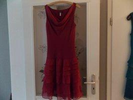Kleid, Dress Mariposa, Gr 38, Farbe beere, Lagenrock, wie neu