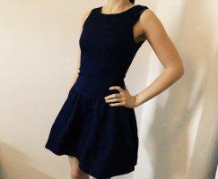 Kleid dunkelblau nafnaf Ornamente