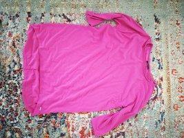 Mohito Vestido para casa rojo frambuesa