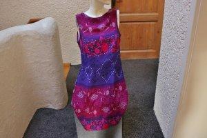 Cheer Sheath Dress lilac-magenta viscose