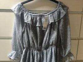 Kleid grau 38