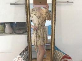 Asos Petite Robe courte rose chair-beige