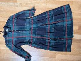 Kleid Midikleid Maxikleid XL schwarz grün