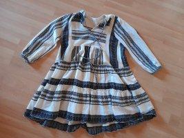 Kleid Minikleid Gemustert Boho