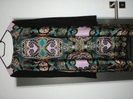 Kleid mit Orientprint