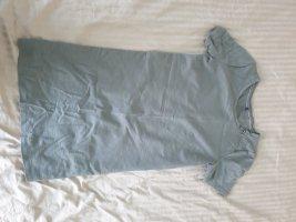 Be only Sukienka dresowa khaki Tkanina z mieszanych włókien