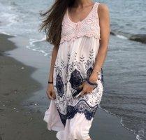 Vestito da spiaggia multicolore