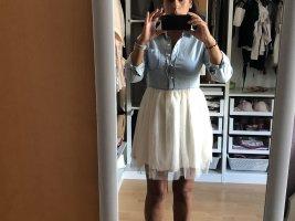 Kleid Tüll Jeanskleid Carry Kleid Boho Blogger