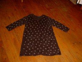 Kleid/Tunika aus 50% Leinen 50% Baumwolle