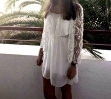 Kleid weiß Sommer