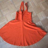 Kleid Zara orange