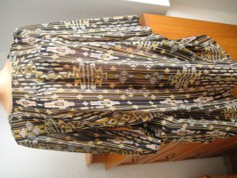 Balmain for H&M Tunic Dress multicolored polyester