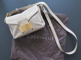 Kleine Coccinelle Tasche Leder