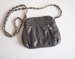 Bianco Handbag grey-silver-colored