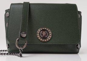 Borse in Pelle Italy Crossbody bag dark green