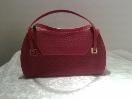 Bellissima Carry Bag dark red leather