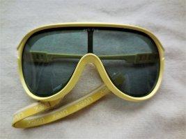 Uvex Okulary retro bladożółty-zielono-szary