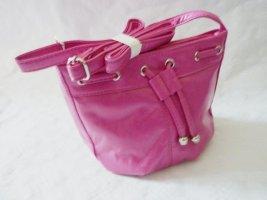 kleine Schultertasche Umhängetasche pink NEU