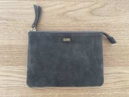 Closed Clutch multicolored leather