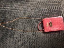 Kleine Umhängetasche/Mini bag Pink