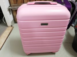 karry Suitcase light pink